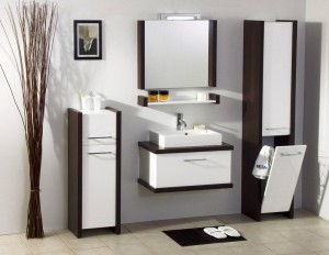 Мебель для ванной от 4000 рублей